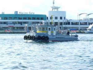 東北ポートサービス㈱殿 作業船「きびたき」
