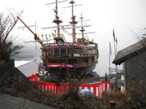 282トン型 観光遊覧船 建造工事 「ビクトリー」